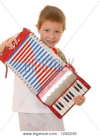 Accordion Boy 37