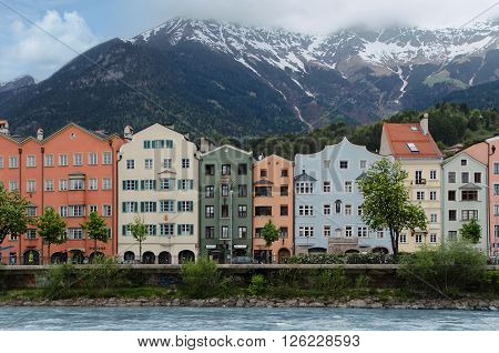 Innsbruck City View