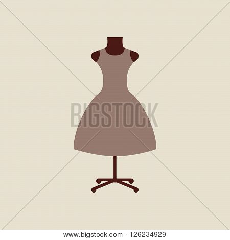 feminine fashion design, vector illustration eps10 graphic