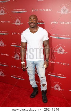 LAS VEGAS - APR 17:  Dolvett Quince at the John Varvatos 13th Annual Stuart House Benefit at the John Varvatos Store on April 17, 2016 in West Hollywood, CA