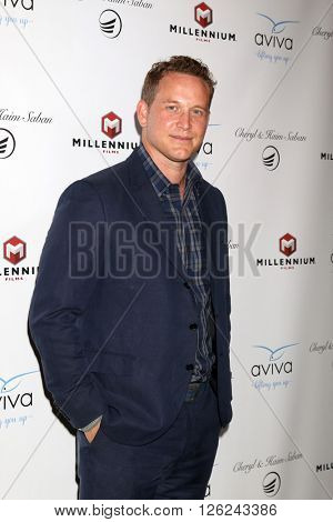 LAS VEGAS - APR 16:  Cole Hauser at the A Gala To Honor Avi Lerner And Millennium Films at the Beverly Hills Hotel on April 16, 2016 in Beverly Hills, CA