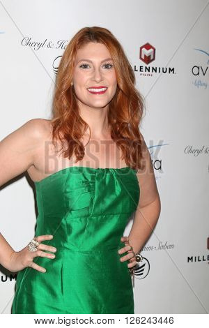 LAS VEGAS - APR 16:  Clarke Wolfe at the A Gala To Honor Avi Lerner And Millennium Films at the Beverly Hills Hotel on April 16, 2016 in Beverly Hills, CA