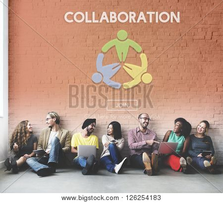 Collaboration Alliance Cooperation Partnership Unity Concept