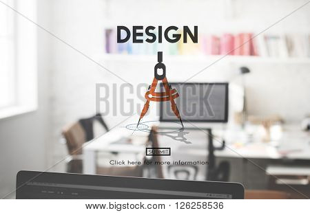 Design Model Ideas Creativity Planning Concept