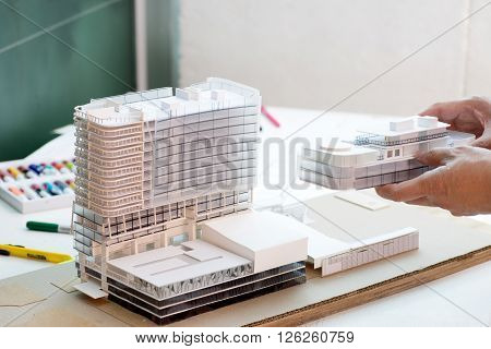 Doing Architecture  Small Model