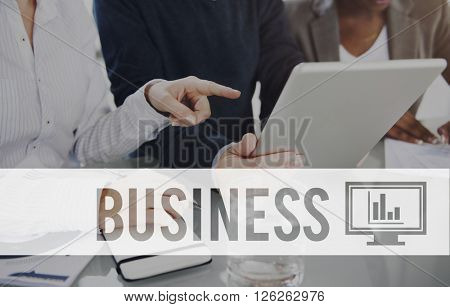 Business Organization Management Company Corporate Concept