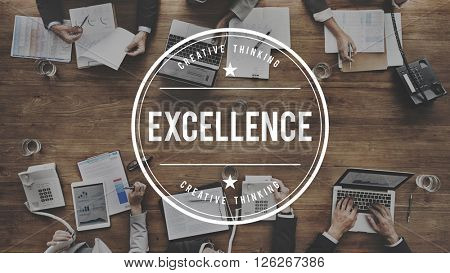 Excellence Ability Skills Expertise Concept