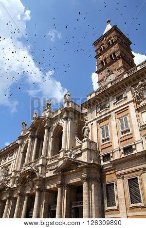 Rome - Santa Maria Maggiore