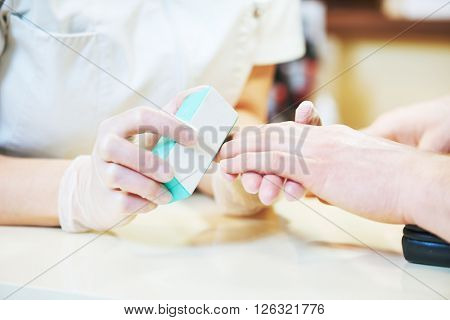 manicure nail care