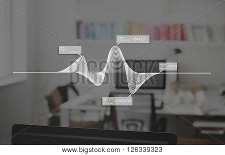 Statisitcs Analysis Information Marketing Planning Concept
