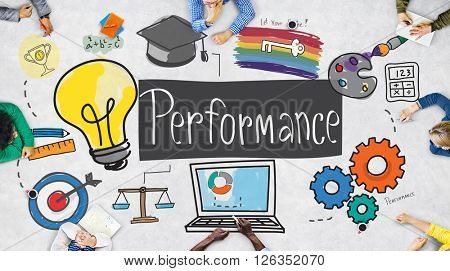 Performance Ability Skill Expertise Implementation Expert Concept