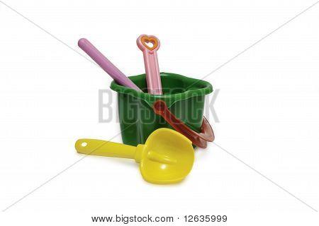 Toy Bucket