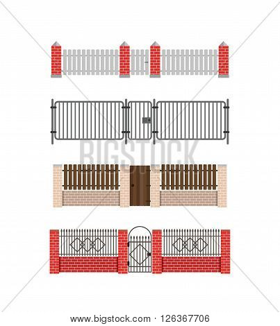 Fenced Images Stock Photos Illustrations Bigstock