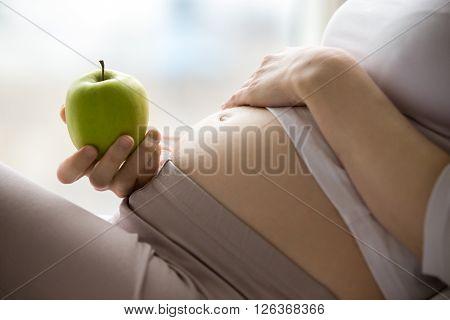 Prenatal Nutrition Concept