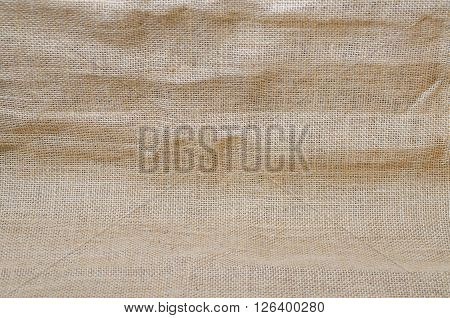 The light burlap texture for your design