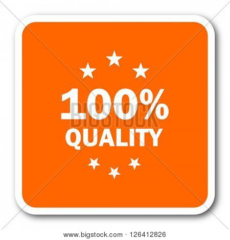 quality orange flat design modern web icon