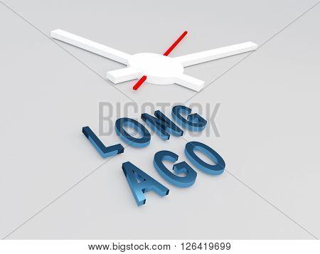 Long Ago Concept