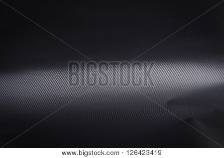 Abstract background carbon fiber black and dark texture