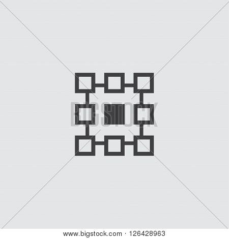 Align Centre Icon