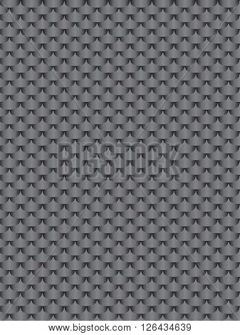 Brushed metal aluminum flake texture seamless. Vector illustration