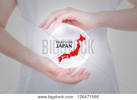 Pray for JAPAN. Earthquake Crisis