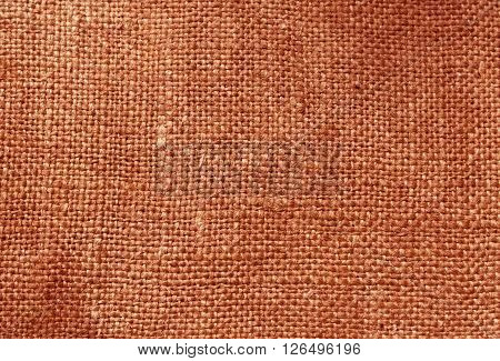 Red Textile Sack Texture