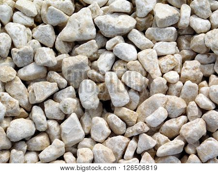 stones and rocks outdoors in the garden