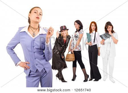 "business women - See similar images of this ""Groups of people"" series in my portfolio"