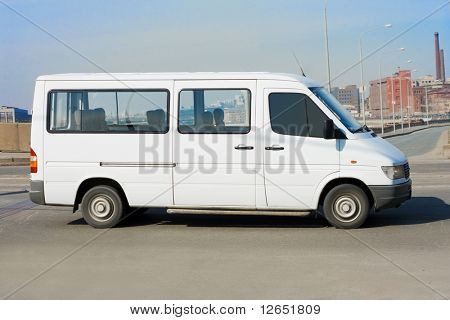 "shuttle bus  - See similar images of this ""Business vehicles"" series in my portfolio"