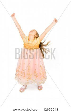 "little girl success and joy - See similar images of this ""Active People"" series in my portfolio"