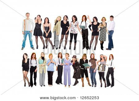 "many people - See similar images of this ""Groups of people"" series in my portfolio"