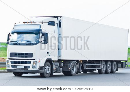 """blank truck  - See similar images of this """"Business vehicles"""" series in my portfolio"""