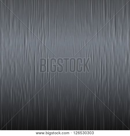 Vector plastic texture. Dark surface for your design.