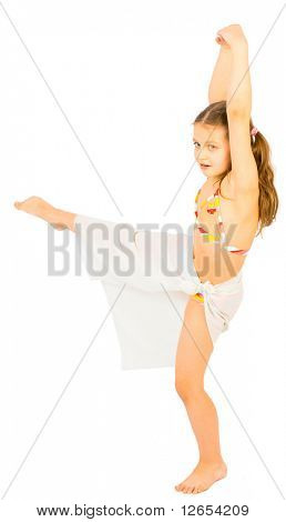 "little ballerina -  of  ""Young people"" series in my portfolio"