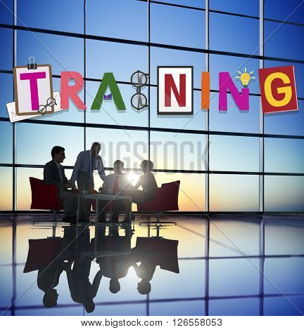 Training Workshop Development Learning Education Concept