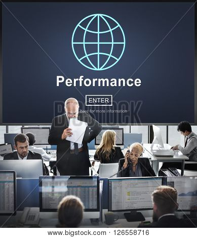 Performance Ability Skill Experience Professional Concept