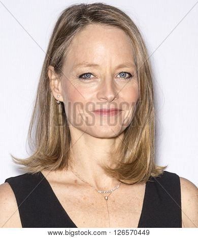 2016 Tribeca - Tribeca Talks Director Series - Jodie Foster With Julie Taymor