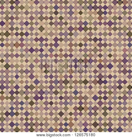Pattern with mixed small spots. Seamless vector background