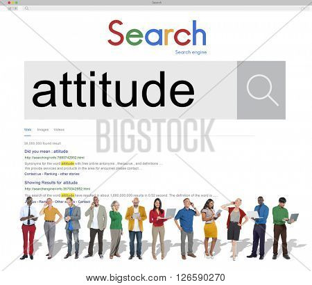 Attitude Behaviour Character Demeanor