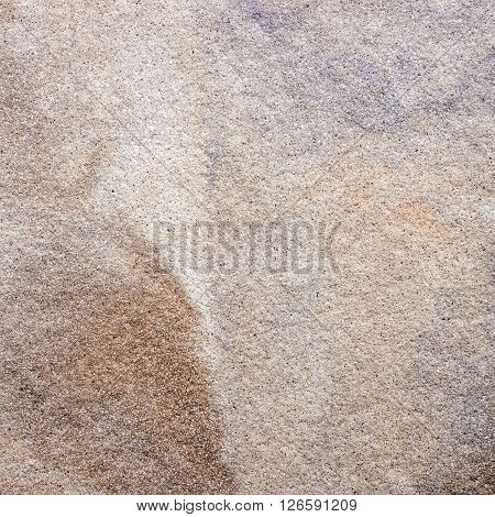 Rock abstract beige wall background, wall texture