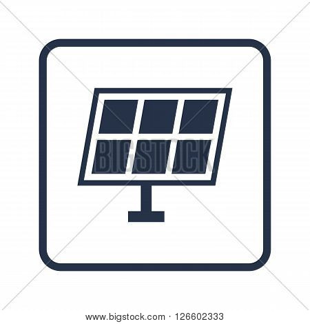 Ecology Panel Icon In Vector Format. Premium Quality Ecology Panel Symbol. Web Graphic Ecology Panel