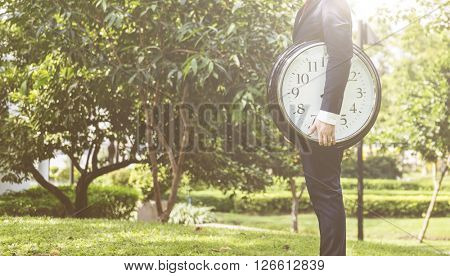 Time Timing Management Schedule Organisation Concept