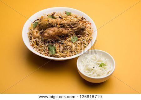 chicken biryani a favourite non veg dish in india