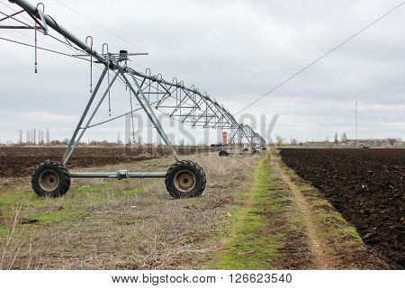 Modern Irrigation Machine
