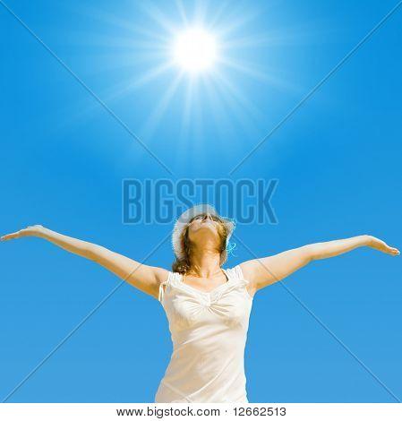 Olá, sol de Verão!