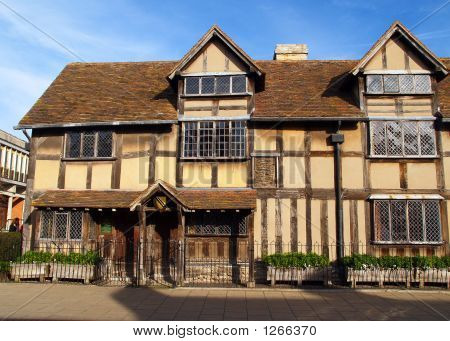 The Stratford Shakespeares Birthplace