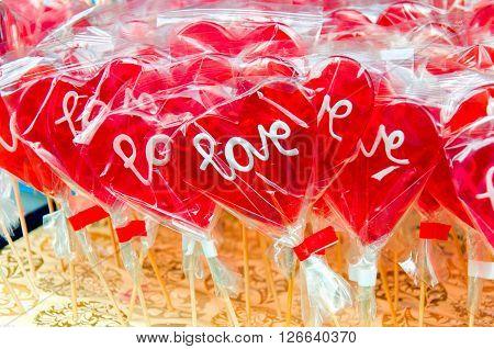 Love Lolly Pops