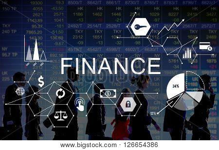 Finance Money Debt Credit Balance Concept
