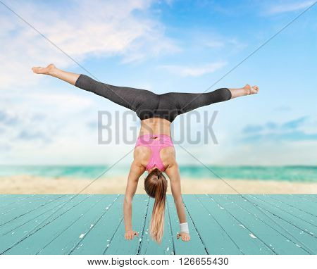Gymnast.