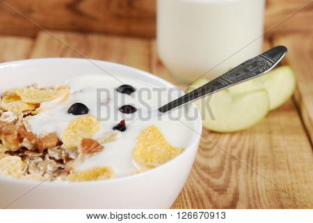 Healthy Dietary Breakfast